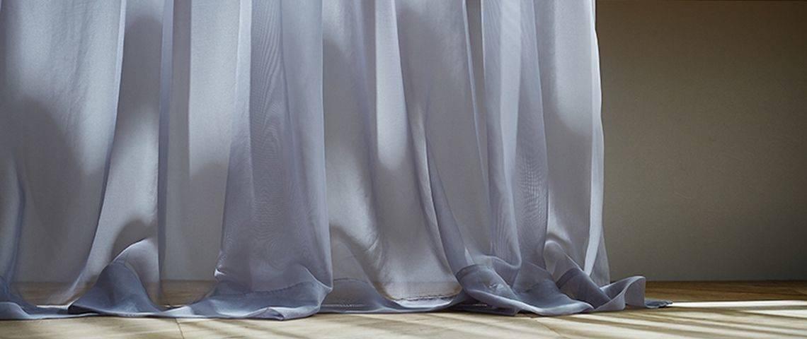 Edle Gardinen Wohnzimmer - nach Mass bestellen - Vorhangmanufaktur