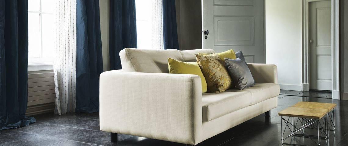 Moderne Wohnzimmer - die perfekten Vorhänge - Vorhangmanufaktur